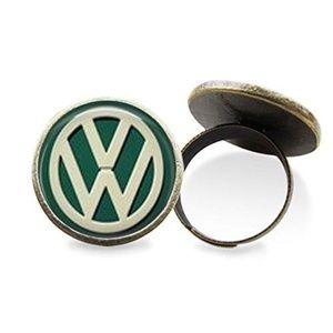 VW Emblem Ring